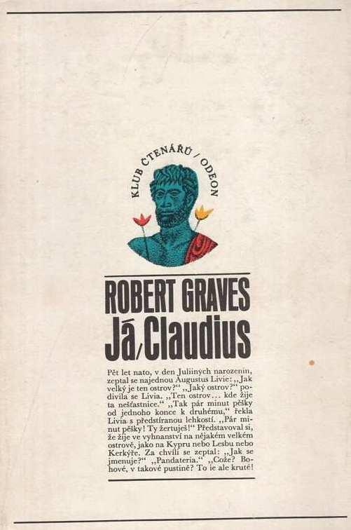 Já, Claudius - Robert Graves /bazarové zboží/