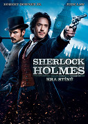 Sherlock Holmes: Hra stínů - DVD plast
