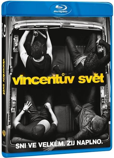 Vincentův svět - Blu-ray Disc