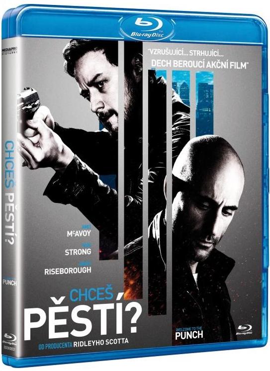 Chceš pěstí? - Blu-ray Disc
