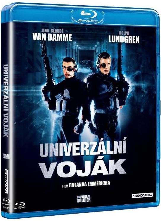 Univerzální voják - Blu-ray Disc