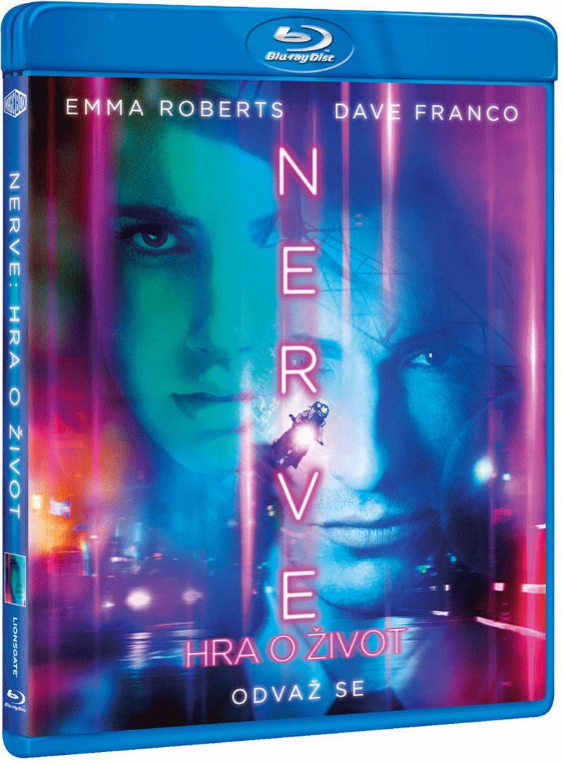 Nerve - hra o život - Blu-ray Disc