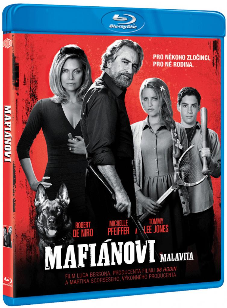 Mafiánovi - Blu-ray Disc