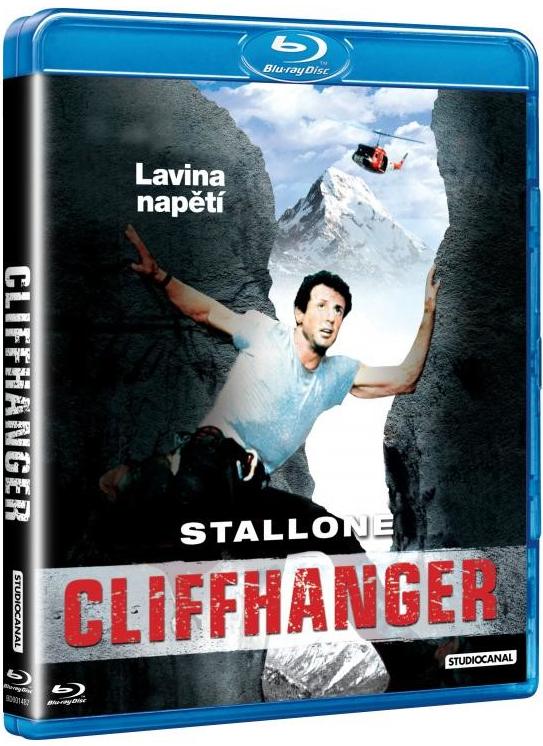 Cliffhanger - Lavina napětí - Blu-ray Disc