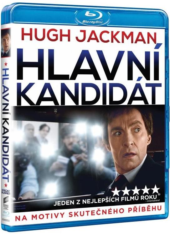 Hlavní kandidát - Blu-ray Disc