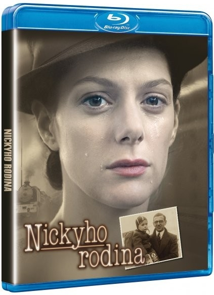 Nickyho rodina - Blu-ray Disc