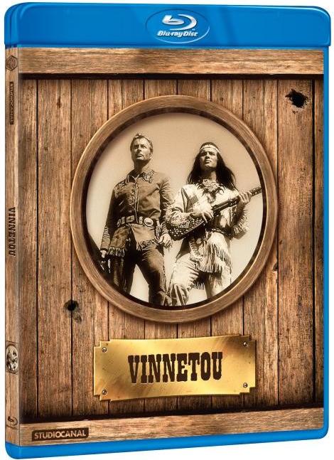 Vinnetou - Blu-ray Disc