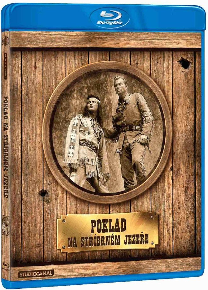 Poklad na stříbrném jezeře - Blu-ray Disc