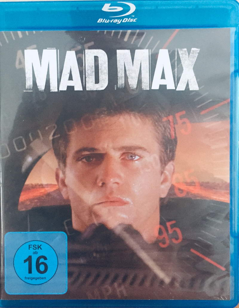 Mad Max - Blu-ray Disc