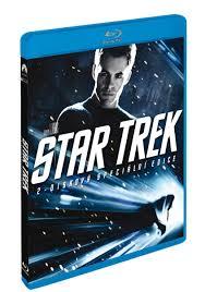 Star Trek - dvoudisková speciální edice - Blu-ray Disc