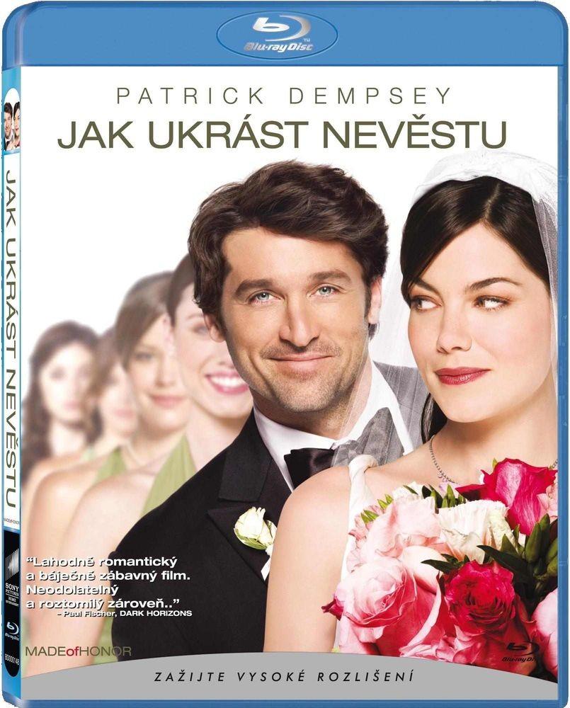 Jak ukrást nevěstu - Blu-ray Disc