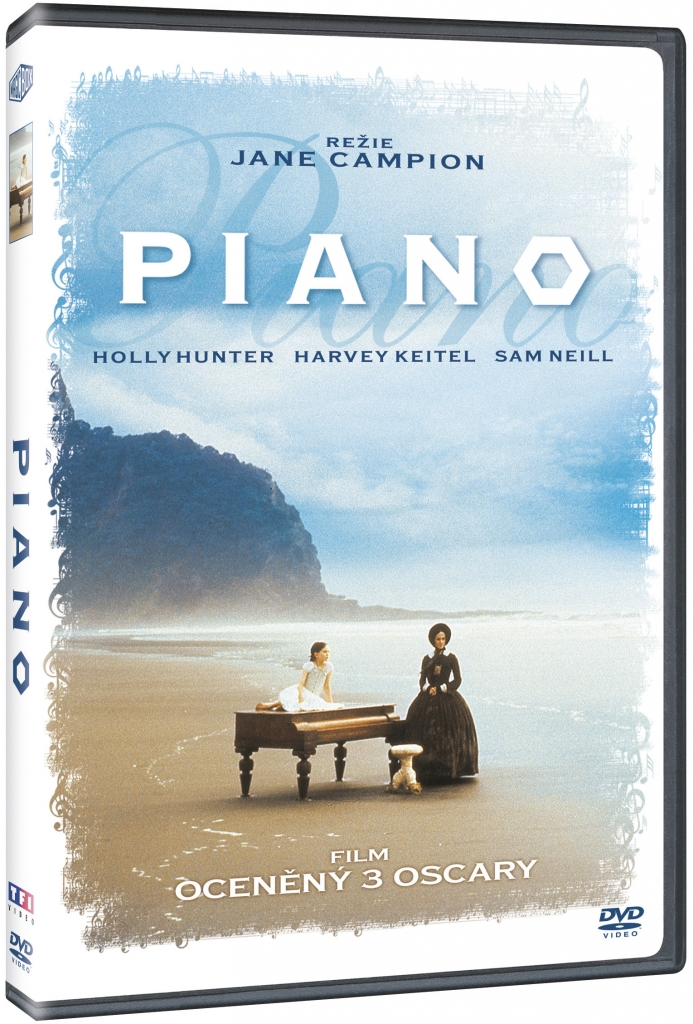 Piano ( Plast ) DVD