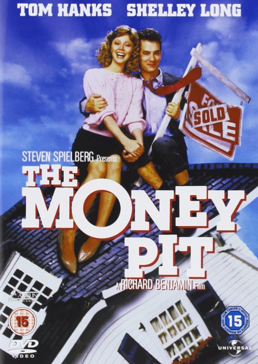 The Money Pit - DVD /plast/