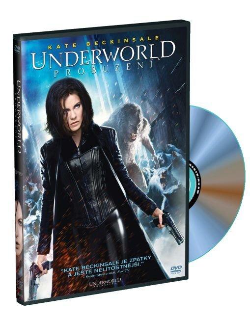 Underworld - Probuzení - DVD /plast/