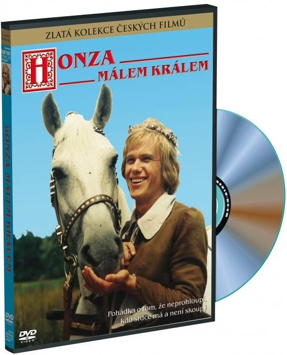 Honza málem králem - Zlatá kolekce českých filmů - DVD /plast/