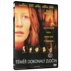 Téměř dokonalý zločin - DVD ( plast/slim)