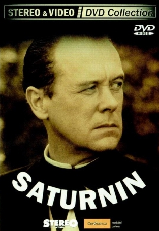 Saturnin - Stereo & Video / DVD Collection - DVD /plast/