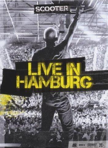 Scooter - Live in Hamburg - DVD /plast/