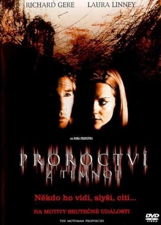 Proroctví z temnot - DVD /plast/