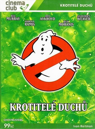 Krotitelé duchů ( digipack ) - DVD