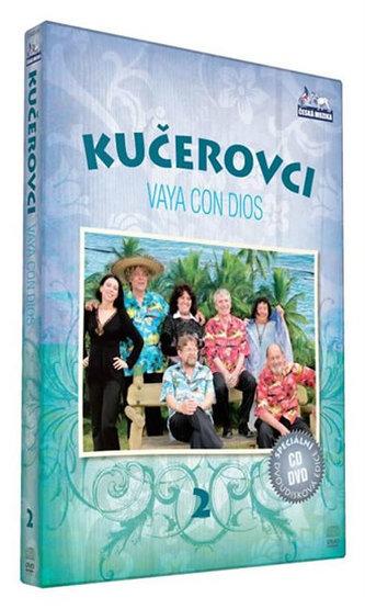 Kučerovci 2 - Vaya Con Dios - DVD+CD /plast/
