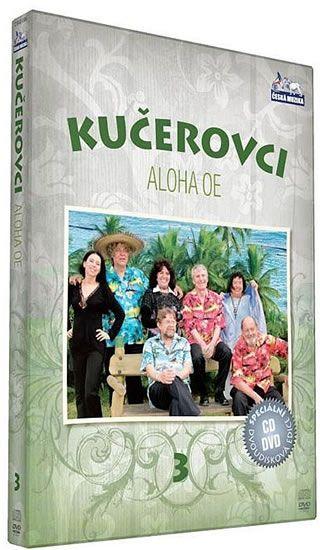Kučerovci 3 - Aloha Oe - DVD+CD /plast/