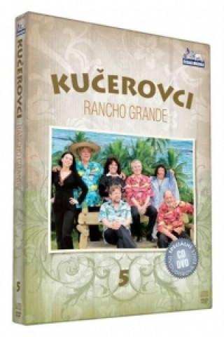 Kučerovci 5 - Rancho Grande - DVD+CD /plast/