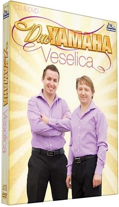 Duo Yamaha - Veselica - DVD+CD /plast/