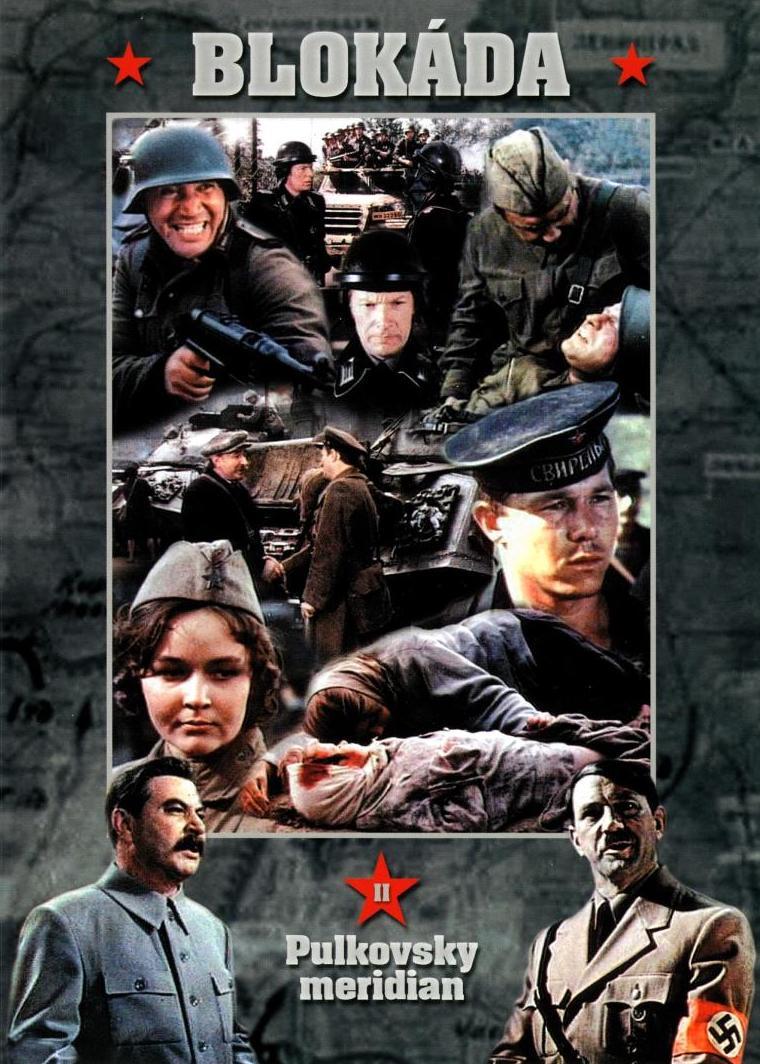 Blokáda II - Pulkovski meridian - DVD /plast/