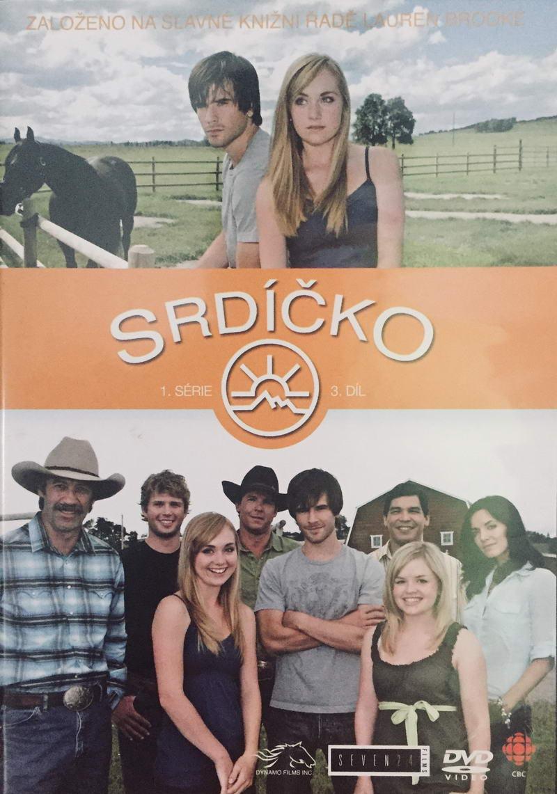 Srdíčko - 1. série - 3. díl - DVD /slim/