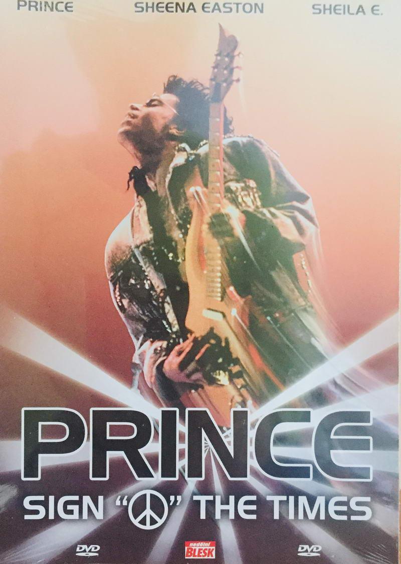 "Prince - Sign ""O"" the Times - DVD /pošetka/"