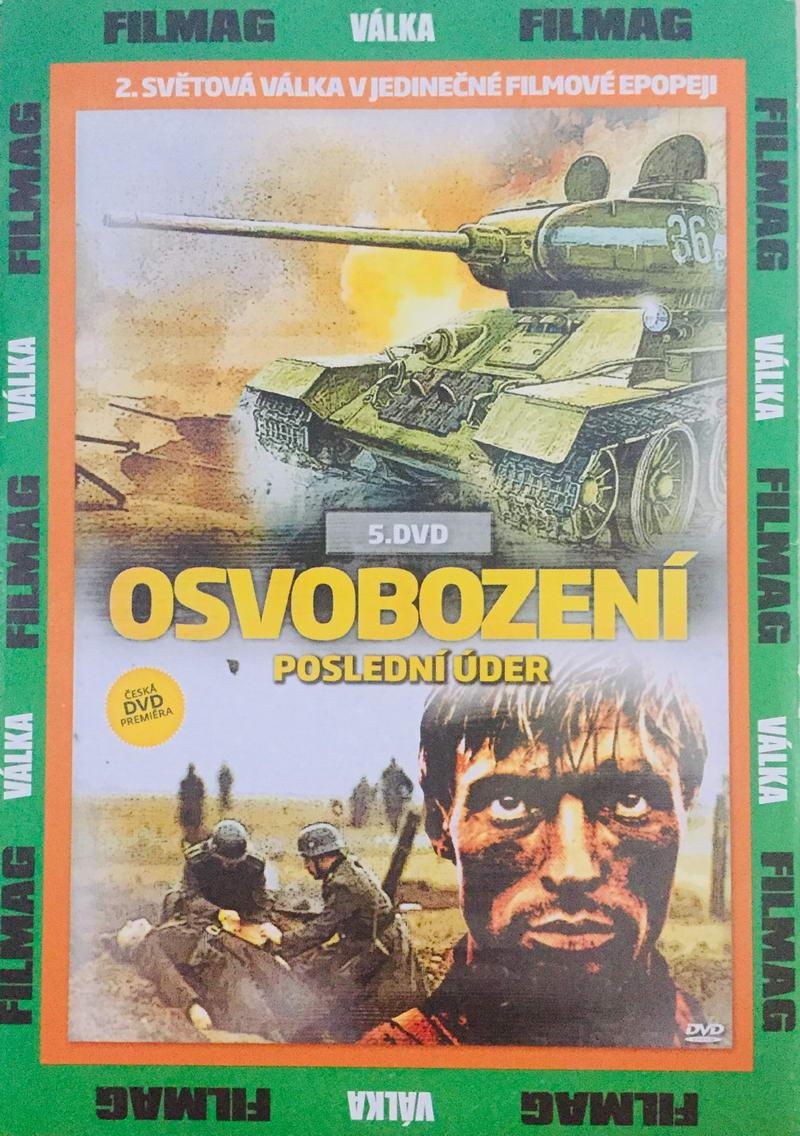 Osvobození 5 - Poslední úder - DVD /pošetka/