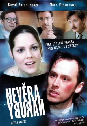 Nevěra naruby - DVD /pošetka/