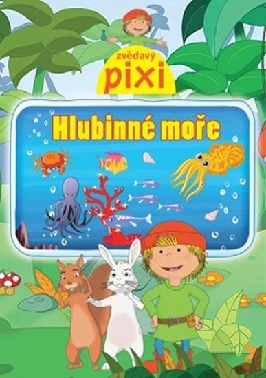 Zvědavý Pixi - Hlubinné moře - DVD /pošetka/