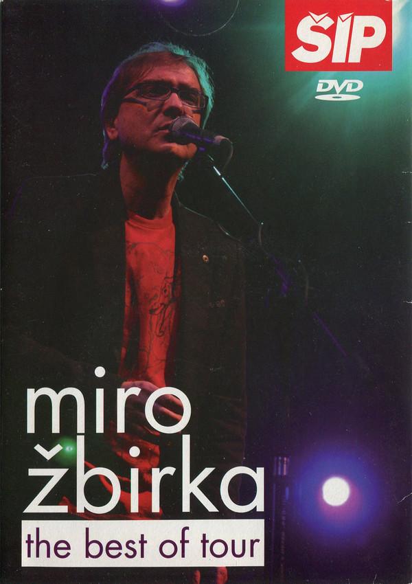 Miro Žbirka - The best of Tour - DVD /pošetka/