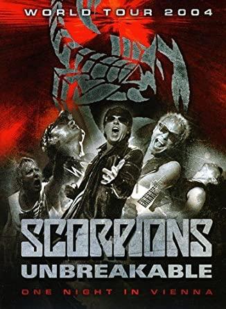 Scorpions - Unbreakable - World Tour 2004 - DVD /pošetka/