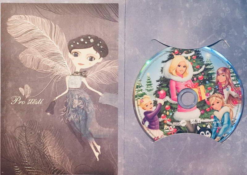 Barbie a dokonalé vánoce - DVD /dárkový obal/
