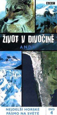 Život v divočině 4 - Andy - DVD
