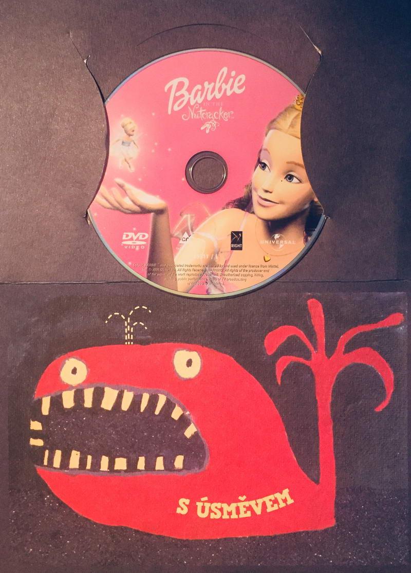 Barbie v Louskáčku - DVD /dárkový obal/