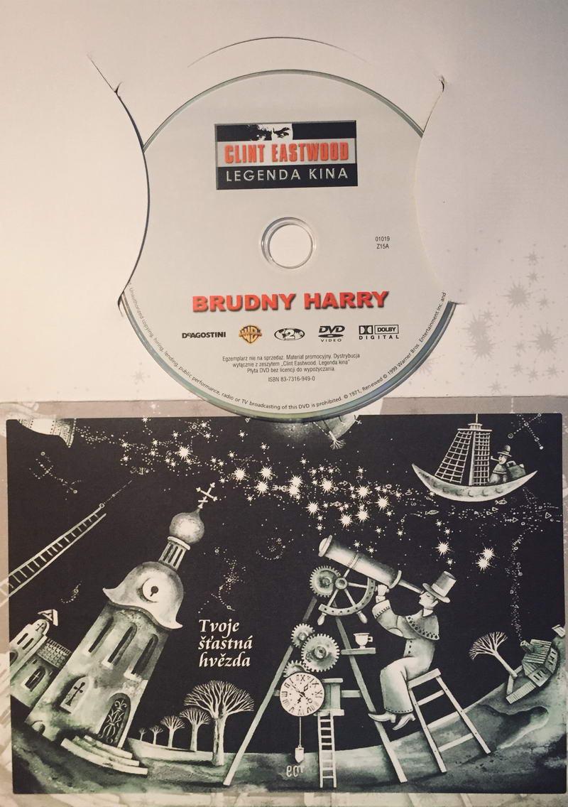 Drsný Harry - DVD /dárkový obal/
