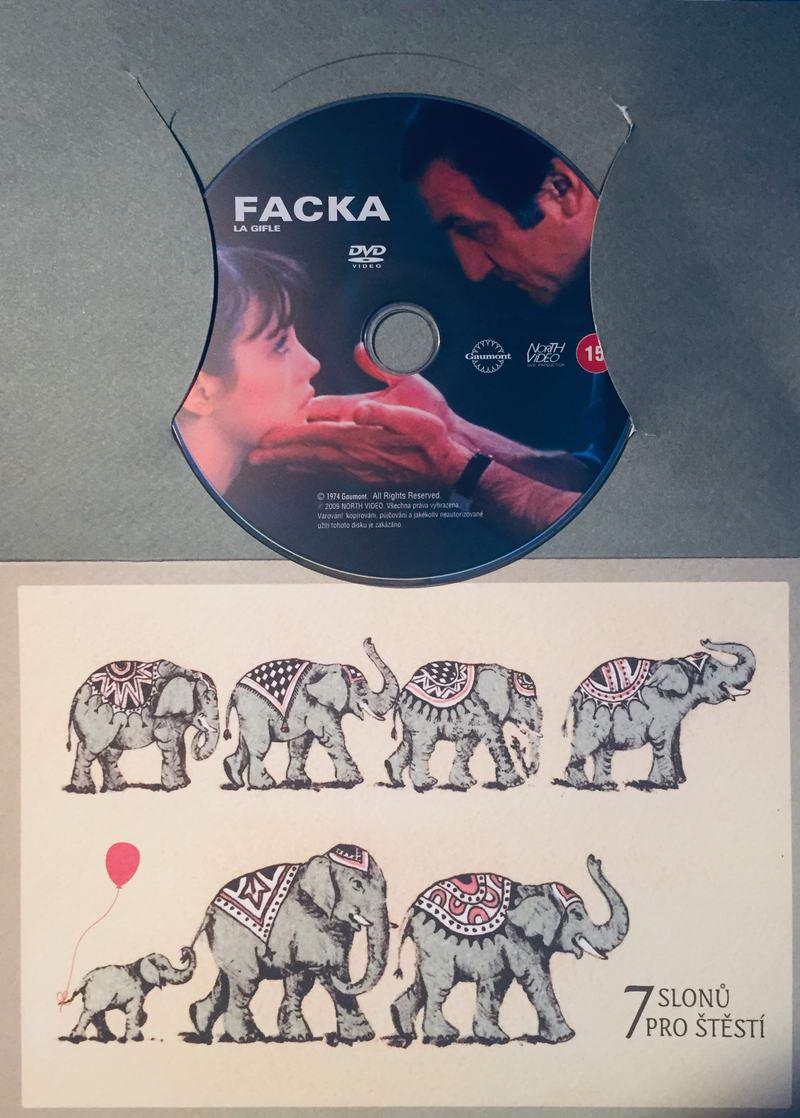 Facka - DVD /dárkový obal/