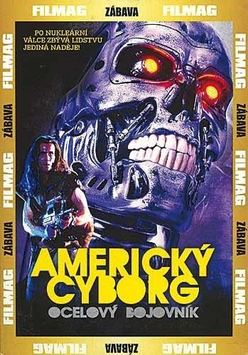 Americký cyborg - Ocelový bojovník - DVD /pošetka/ /bazarové zboží/