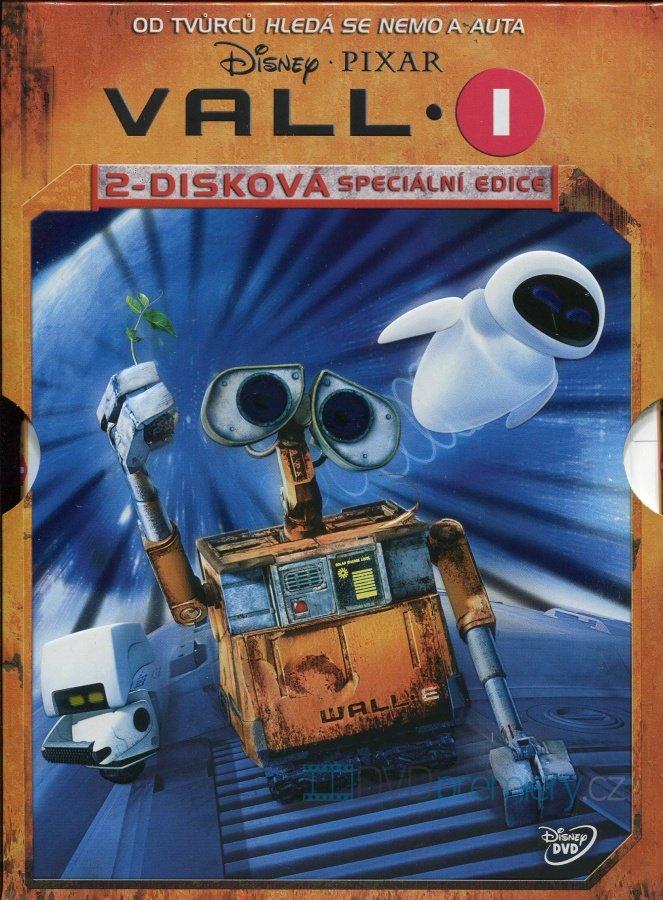 Vall.I - 2-disková speciální edice - 2xDVD /digipack v šubru/ /bazarové zboží/