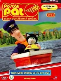 Pošťák Pat - Bezva donášková služba - DVD 5 - DVD /plast/ /bazarové zboží/