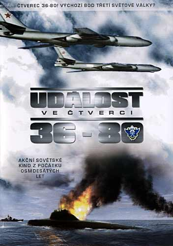 Událost ve čtverci 36-80 - DVD /plast/