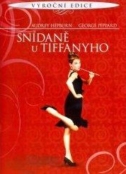 Snídaně u Tiffanyho - Výroční edice - DVD /plast/