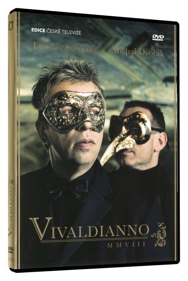 Vivaldianno - MMVIII - DVD /plast/