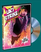 Laci Strike - Cesta tanečníka - DVD+CD /plast/