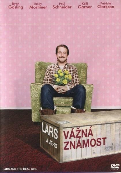 Lars a jeho vážná známost - DVD /plast/