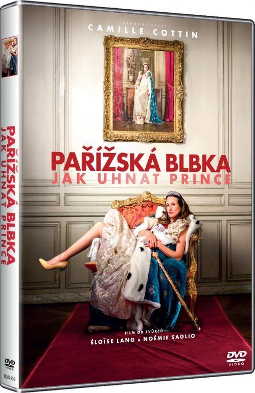 Pařížská blbka ( plast ) DVD